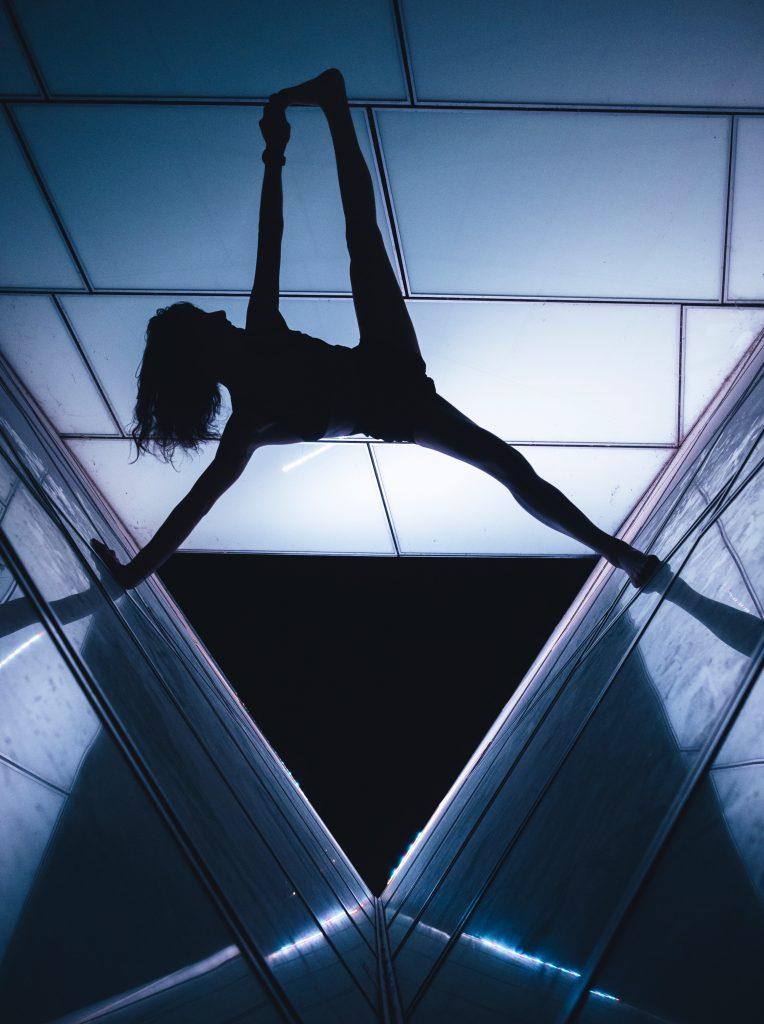 Yoga : un art de l'équilibre